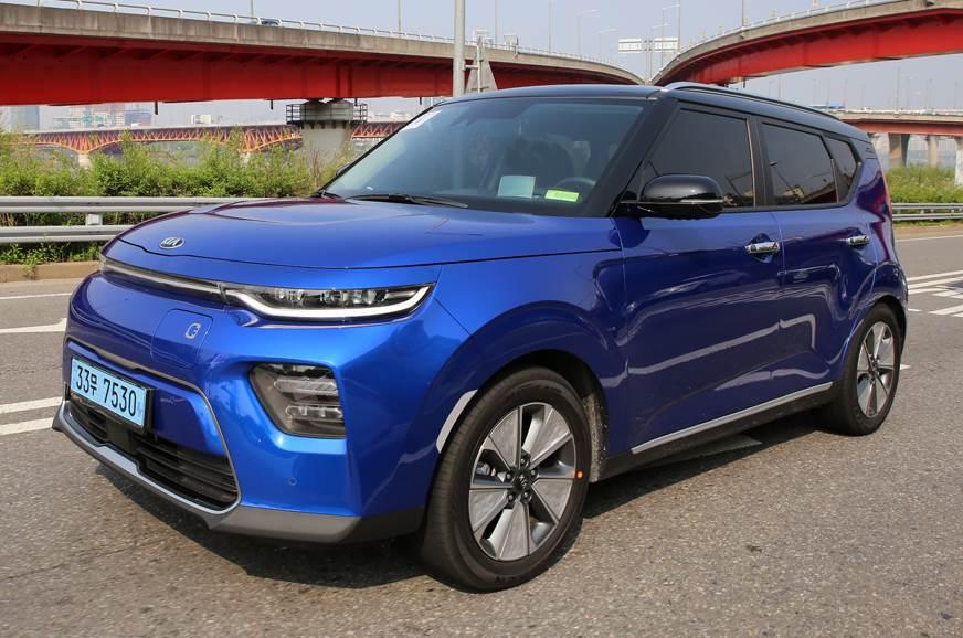 New Kia Soul EV review, test drive - Autocar India