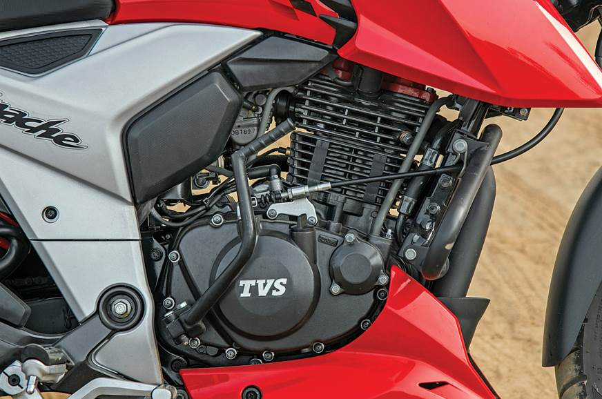2018 TVS Apache RTR 160 4V long term review, first report