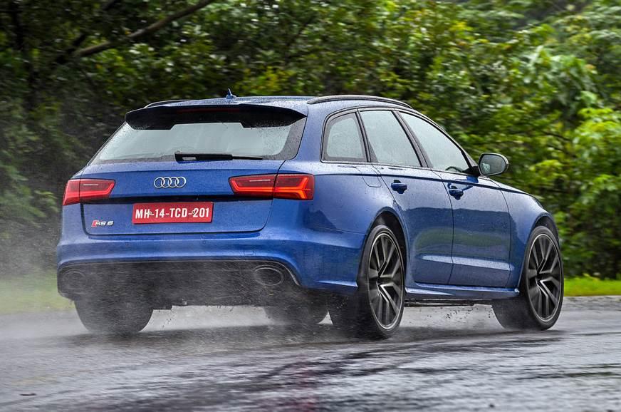 Audi RS Avant Performance Review Test Drive Autocar India - Audi rs6 2018