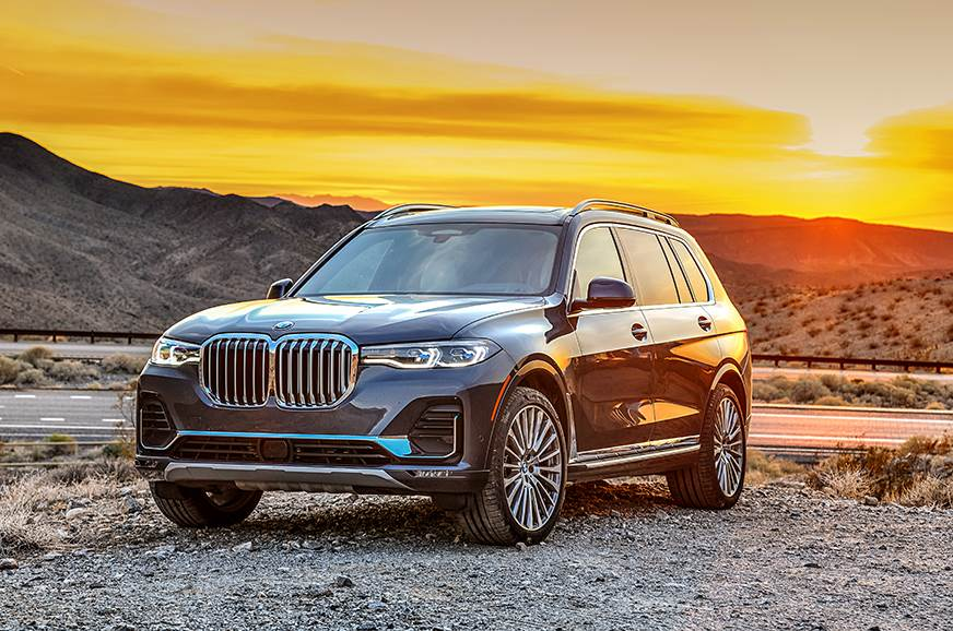 New 2019 BMW X7 SUV petrol review, test drive - Autocar India