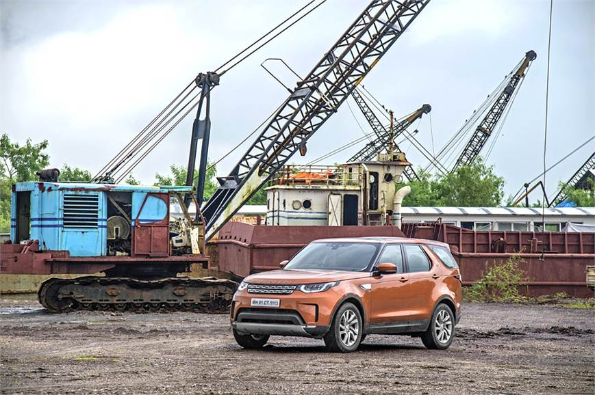 New 2017 Land Rover Discovery review, test drive, pricing, engine