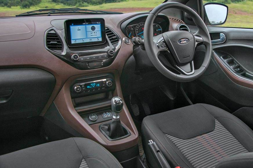 Ford Freestyle Interior And Dashboard