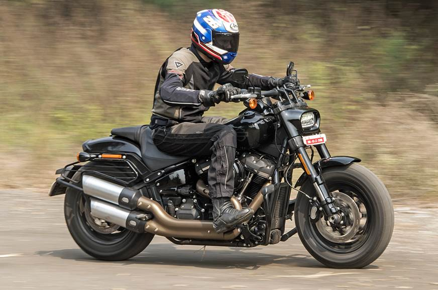 2018 Harley-Davidson Fat Bob review, test ride - Autocar India
