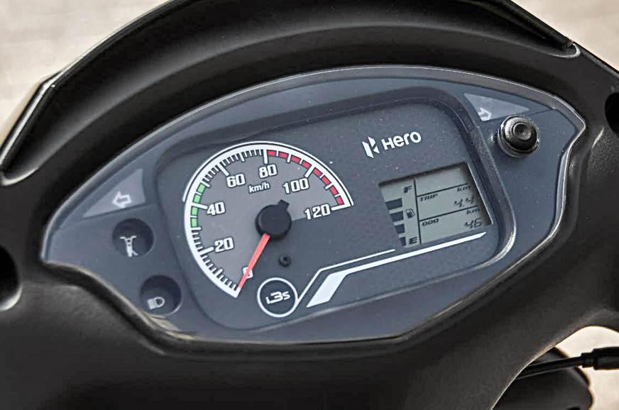 2018 Hero Destini 125 review, test ride - Autocar India