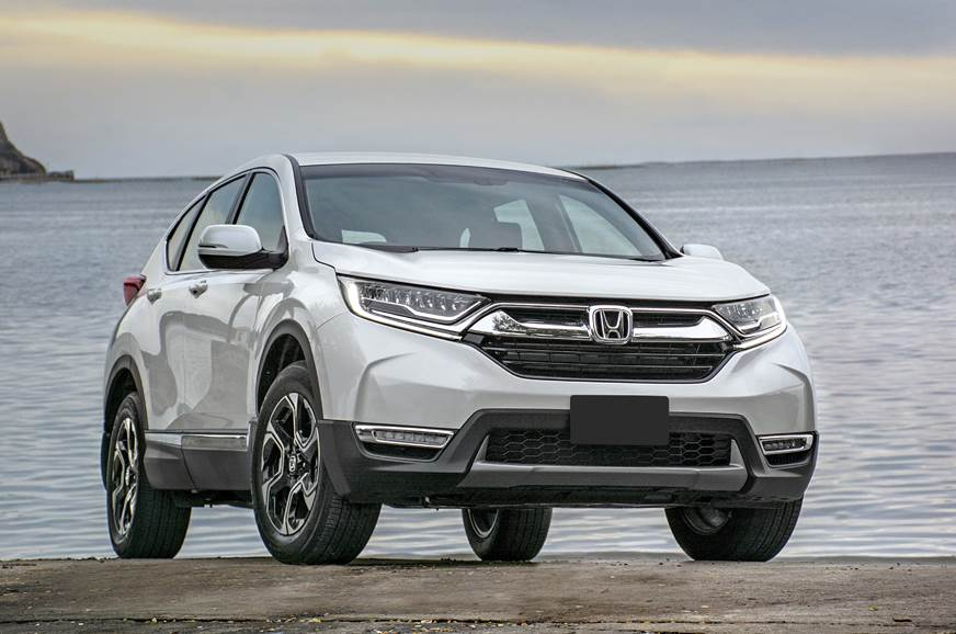 2018 Honda Cr V Review Test Drive India Launch Date Expected