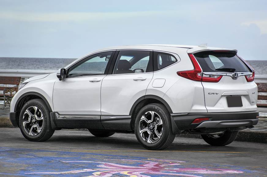 Cr V 2019 >> 2018 Honda CR-V review, test drive, India launch date, expected price, engine details and more ...