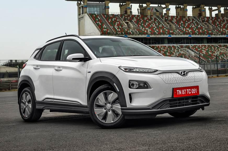 2019 Hyundai Kona Electric India Review Test Drive Autocar India