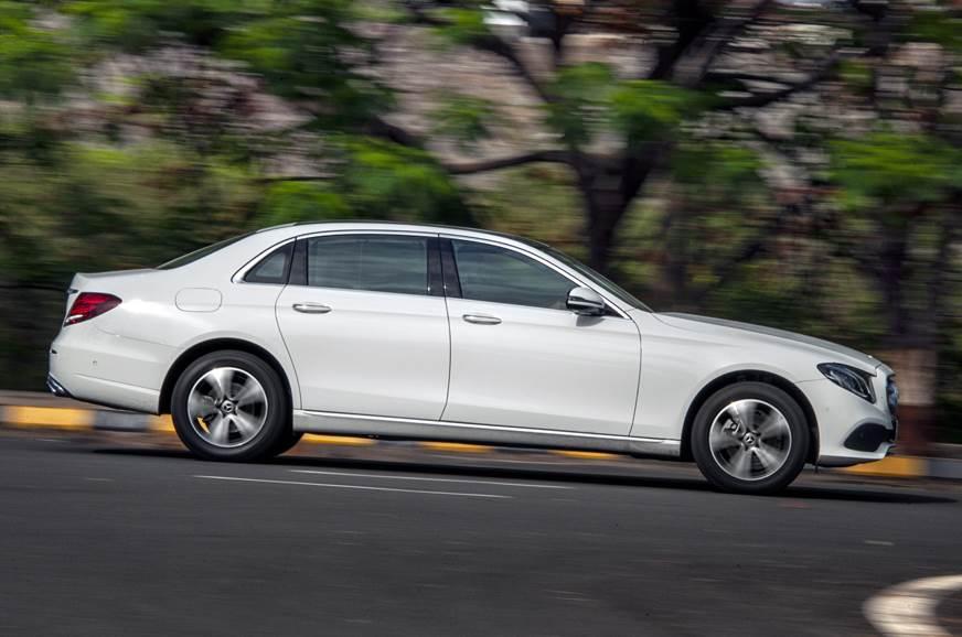 Mercedes E220d E-class diesel review, test drive - Autocar India