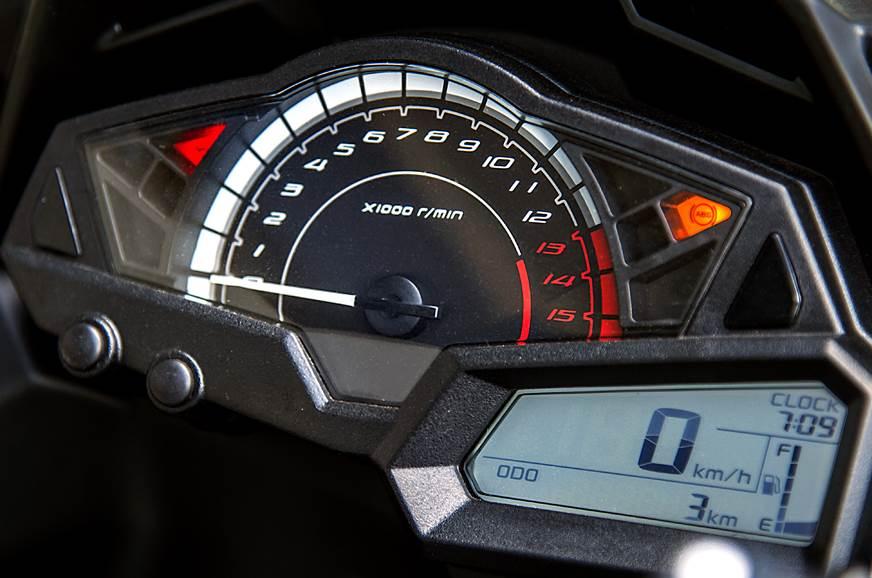 2018 Kawasaki Ninja 300 review, test ride - Autocar India
