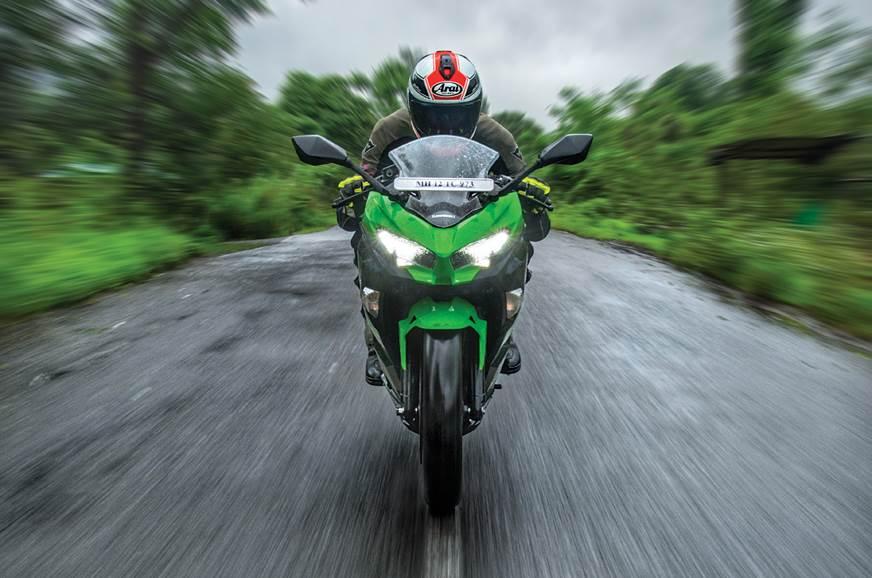 2018 Kawasaki Ninja 400 review, test ride - Autocar India