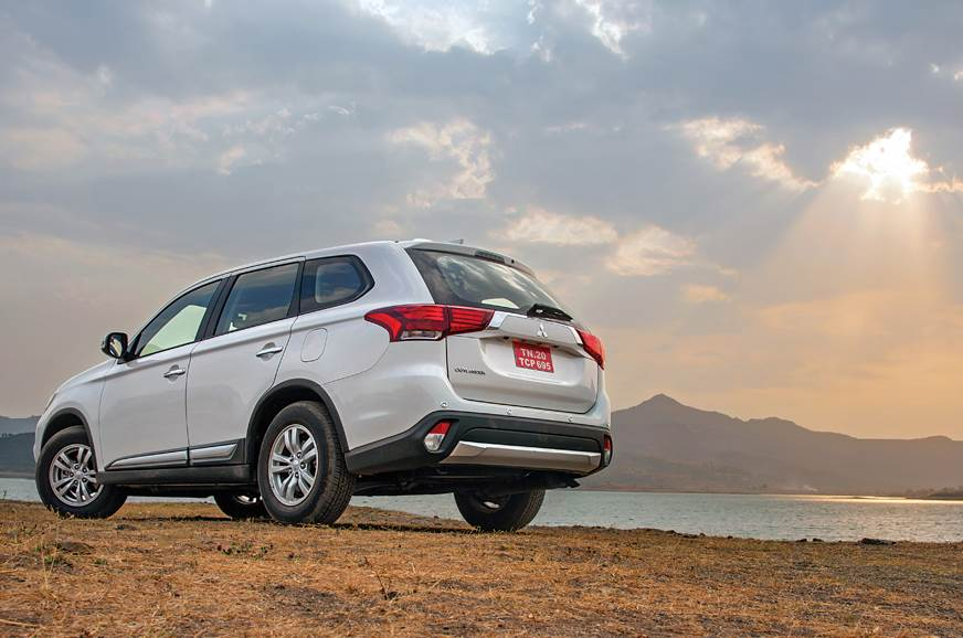 2018 Mitsubishi Outlander India review, test drive - Autocar