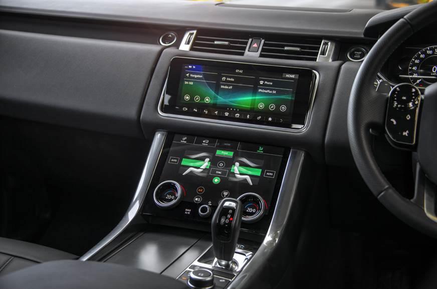 Range Rover Sport 2 0 Petrol review, test drive - Autocar India