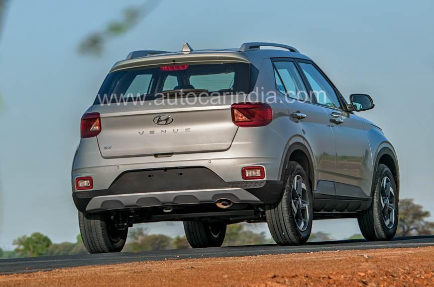 Hyundai Venue review - Autocar India - Autocar India
