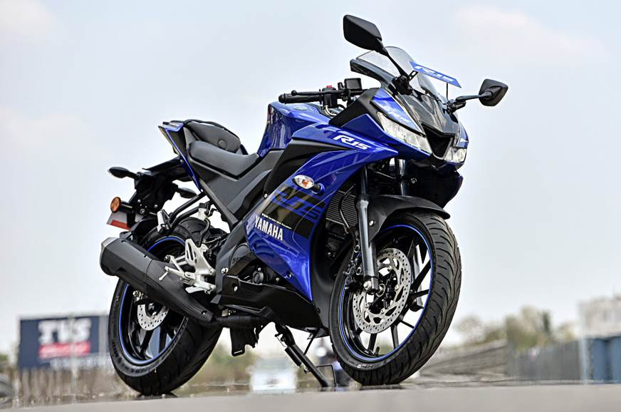 2018 Yamaha YZF R15 V3 Review, Test Ride & Performance