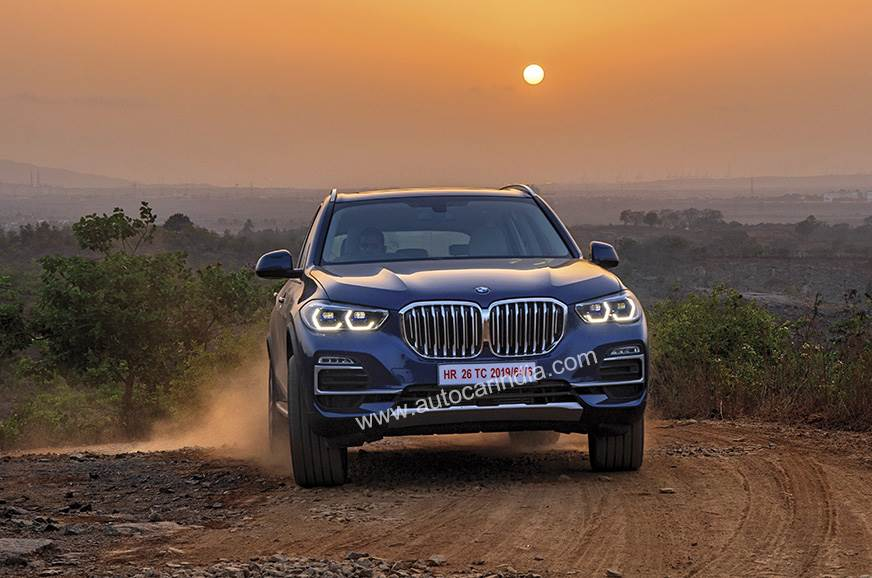 2019 BMW X5 India review, test drive - Autocar India
