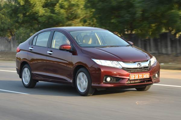 New 2014 Honda City review, test drive