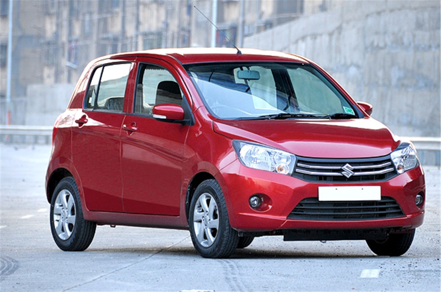 The Celerio has the most free revving engine and is well ...