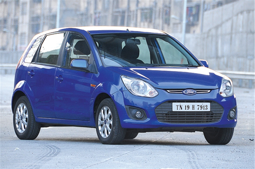 Figo's 1.2-litre motor is decent at slow speeds and is at...