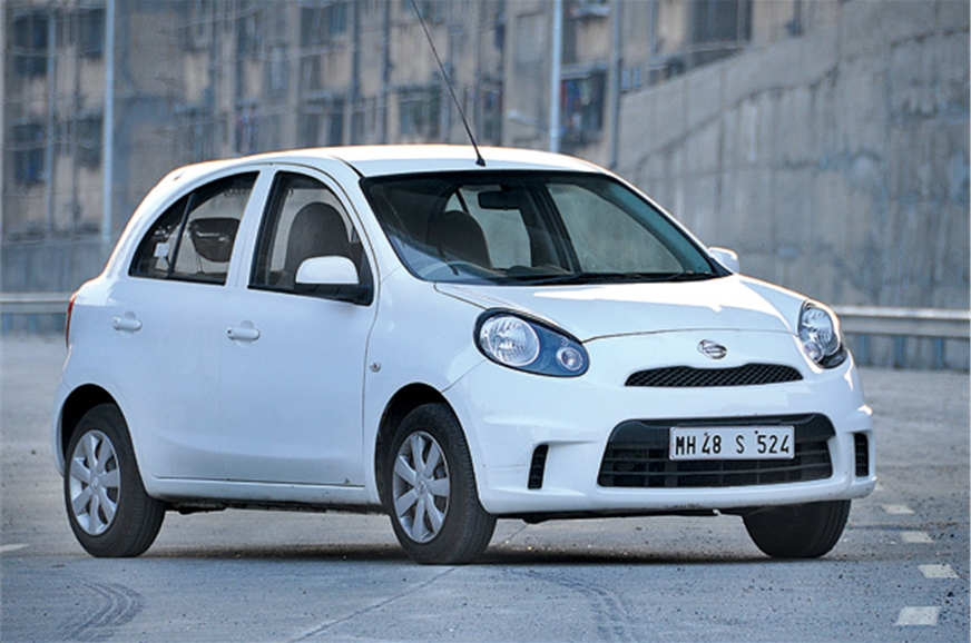 Micra's 1.2-litre engine feels most eager and responsive ...