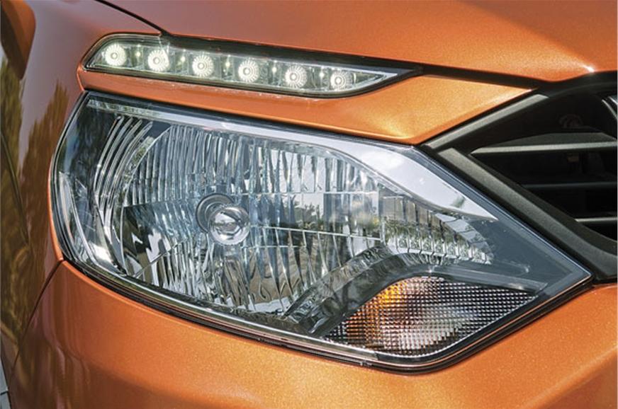 Smart new LEDs are running lights on top spec; parking li...