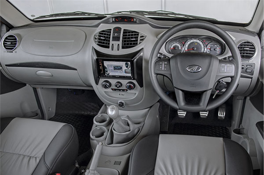 Still the same old interior as the Quanto and Xylo. The d...