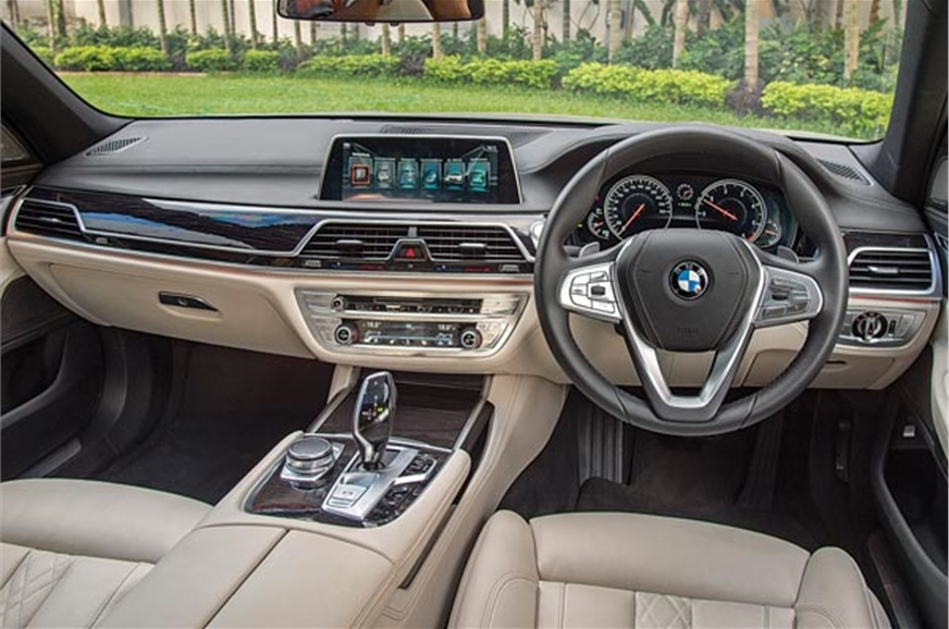 Dash looks similar to other BMWs but overall quality is s...