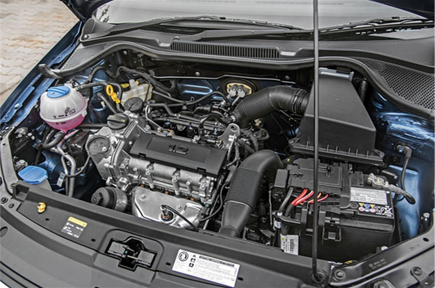 VW's ageing 1.2-petrol feels underpowered and unrefined