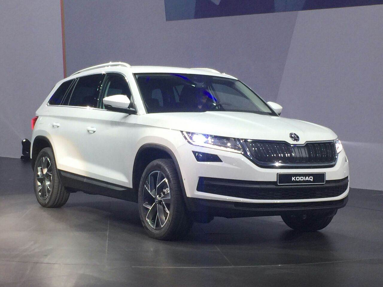 India-bound Skoda Kodiaq: 10 things to know