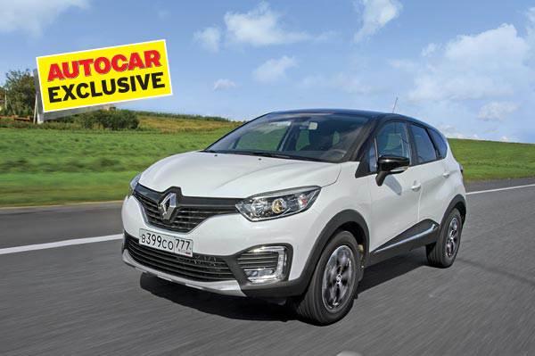 Renault Kaptur review, test drive