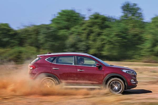 2016 Hyundai Tucson review, road test