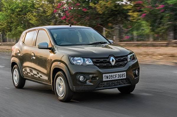 2016 Renault Kwid 1.0 review, road test