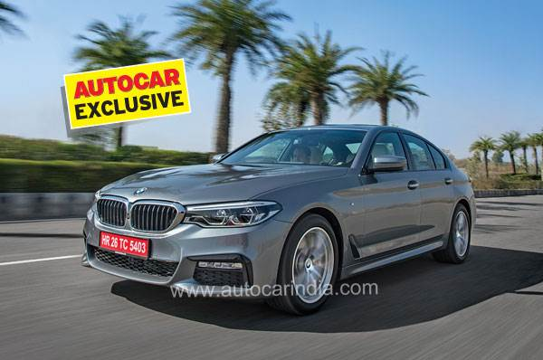 2017 BMW 5-series India review, test drive