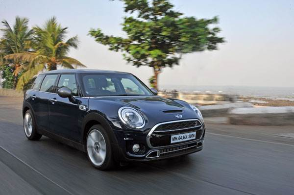 2017 Mini Clubman review, test drive