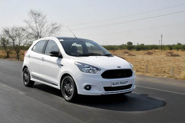 2017 Ford Figo S review, test drive