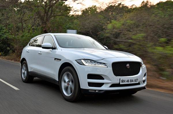 2017 Jaguar F-Pace 20d review, test drive