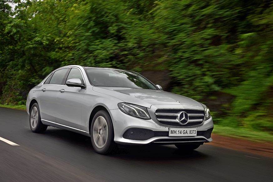 2017 Mercedes E 200 review, test drive