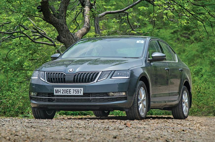 2017 Skoda Octavia facelift review, test drive
