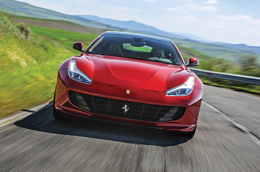 2017 Ferrari GTC4Lusso T review, test drive
