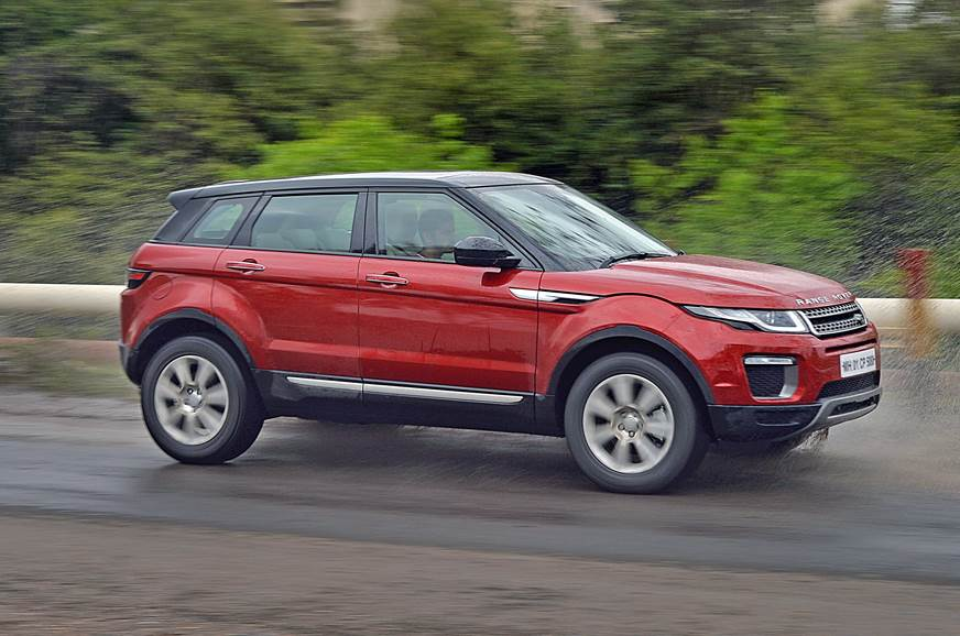 2017 Range Rover Evoque 2.0 diesel review, test drive