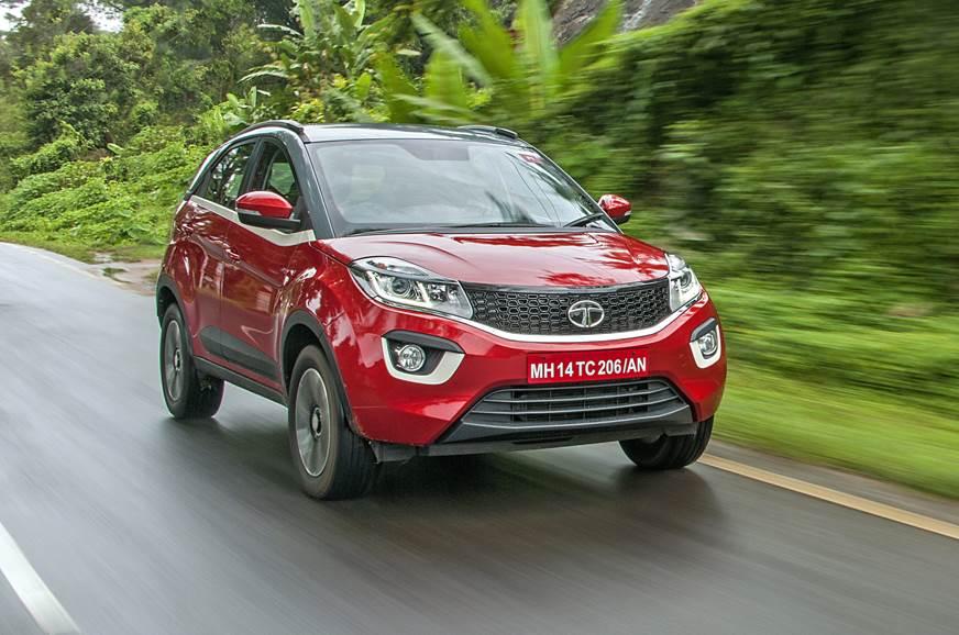2017 Tata Nexon review, test drive
