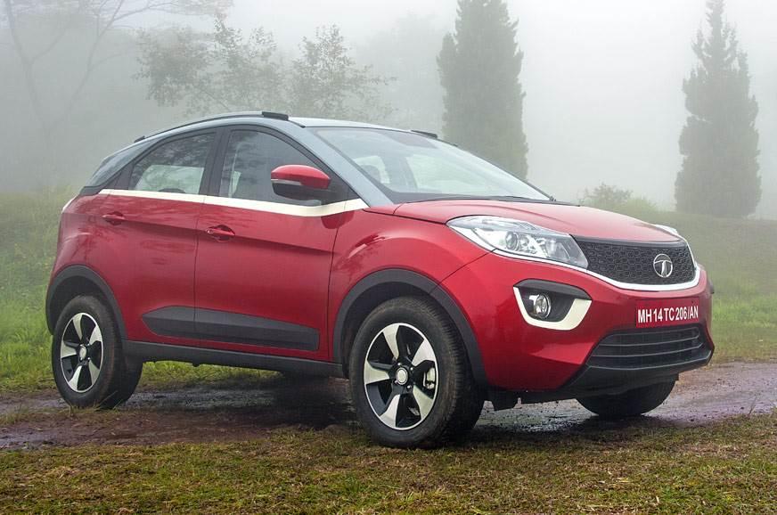 Tata Nexon, Picture Credits : Autocar India