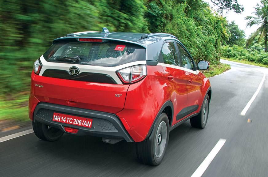 Tata Nexon , Auto Car India Nexon
