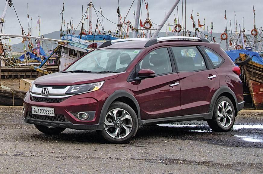 2017 Honda BR-V long term review, first report