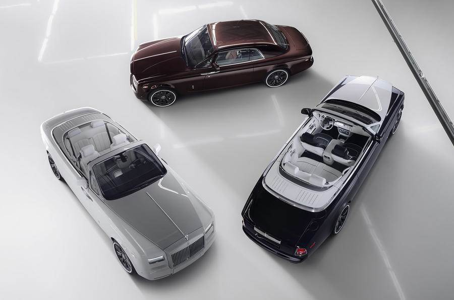 Rolls-Royce weighs further range expansion