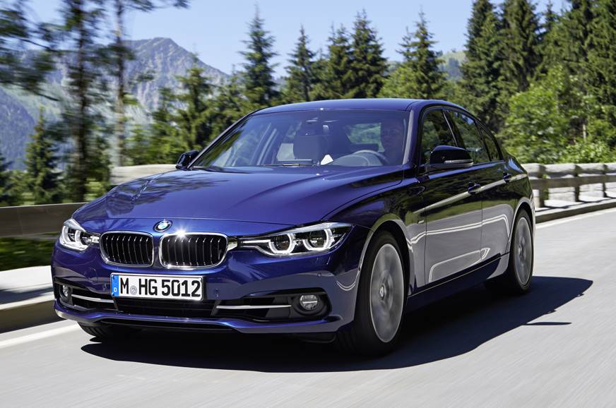 BMW 320d Edition Sport launched at Rs 38.6 lakh