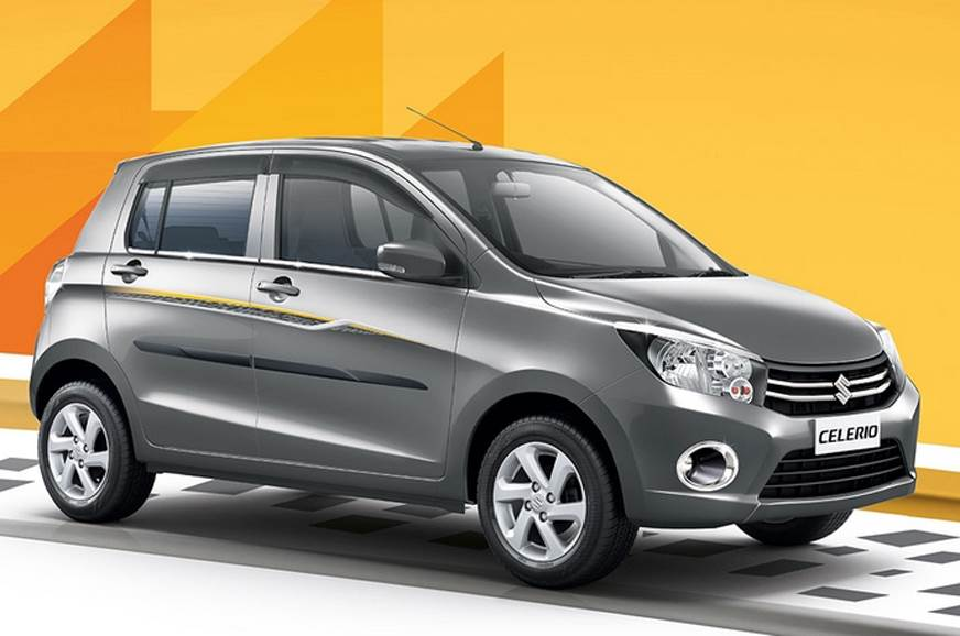 Maruti Celerio Limited Edition launched at Rs 4.46 lakh
