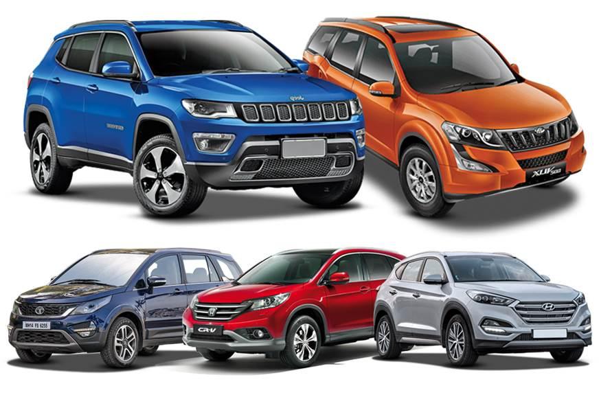Jeep Compass vs rivals: Specifications comparison