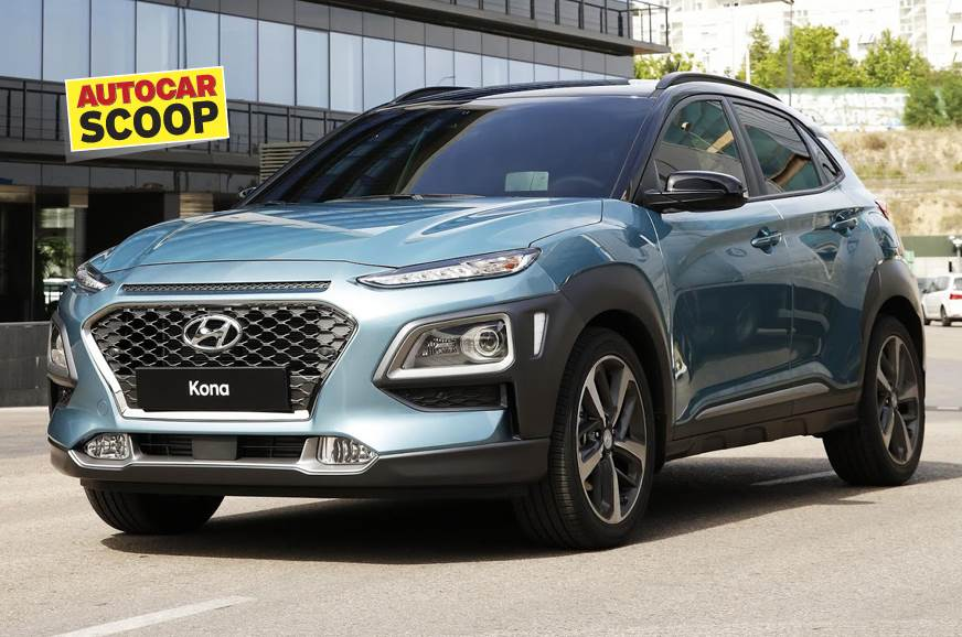 SCOOP! Hyundai evaluating electric Kona for India