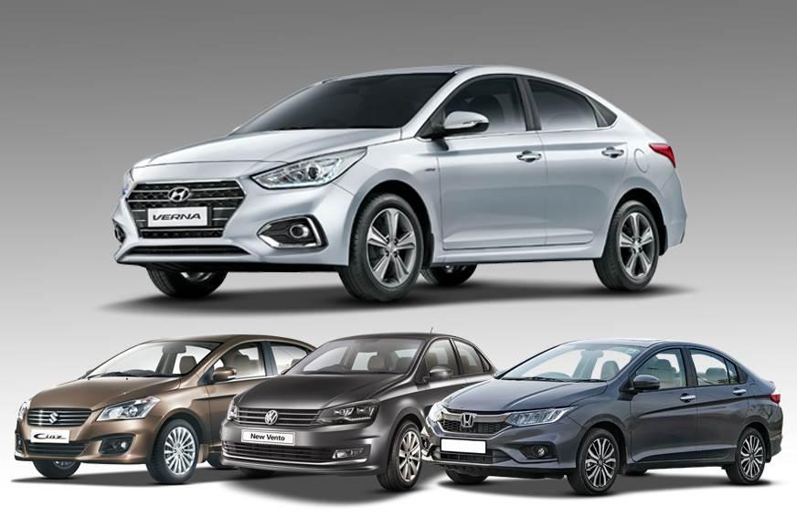 New Hyundai Verna vs rivals: Specifications comparison