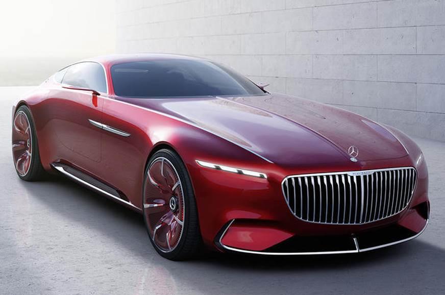 Mercedes-Maybach 6 convertible concept to preview future Dawn rival